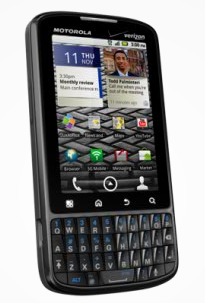 Droid Pro business phone by Motorola